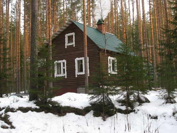 гостевой дом в Карелии