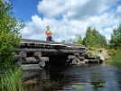 Мост на Елме