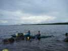 Ондозеро - сплав по Онде