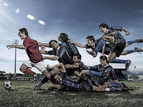 В футболе важно уметь себя насиловать.