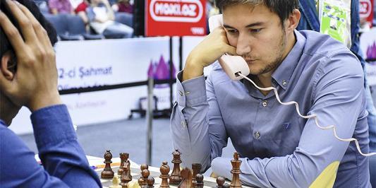 Шахматы... - это битва за информацию