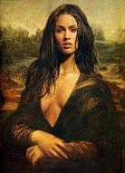 Новая Мона Лиза