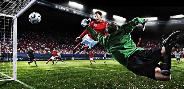 В России было две беды, а теперь ещё и футбол!