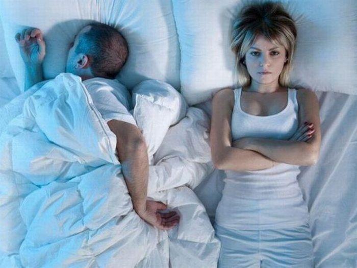 Как часто в женщинах проявляется седьмое чувство - чувство глубокой неудовлетворенности...