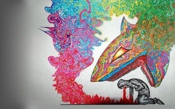 С помощью наркотиков вы можете пережить все, но ничего не поймете